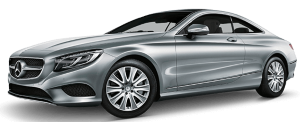 Sixt rent a Mercedes-Benz S-Class Coupe