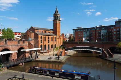 Manchester Castlefield