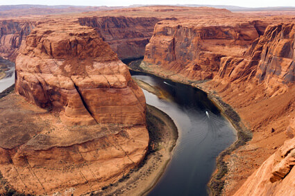 Grand canyon by car