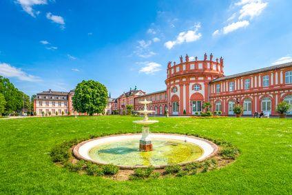 Palace Biebrich Wiesbaden