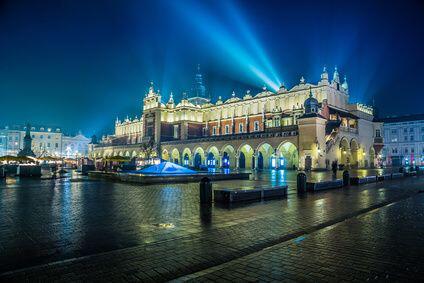 Polen - Krakow