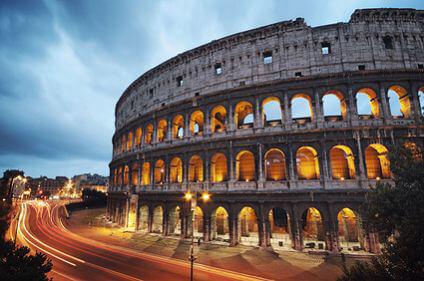 Italien - Colosseum