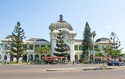 Mosambik Country