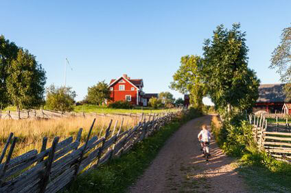 Sweden Countryside