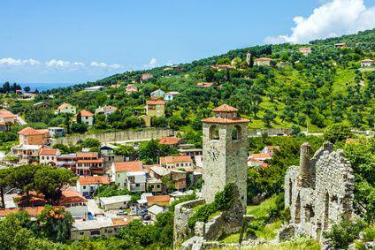 Serbien Country