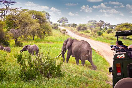 Tansania Country