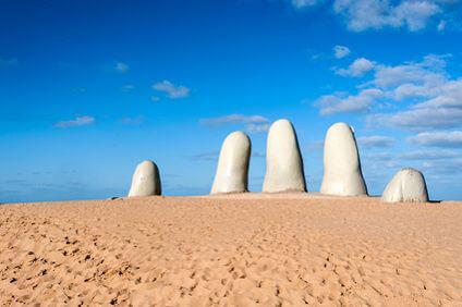 Uruguay Country