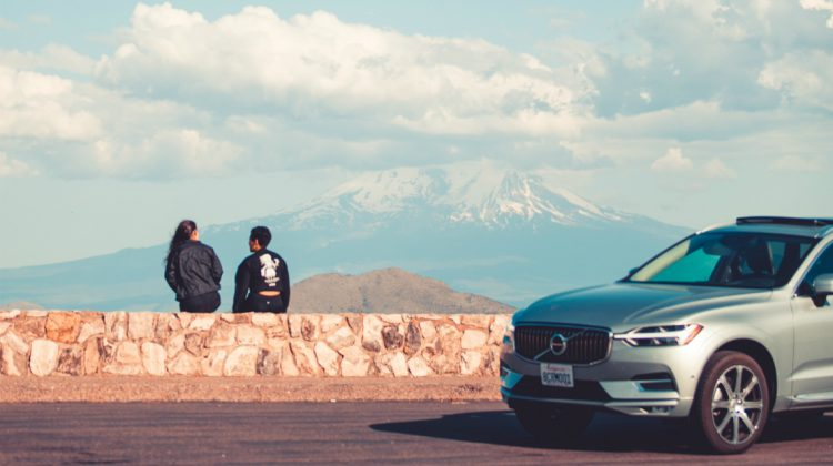 Oregon Road Trip with the Volvo XC60