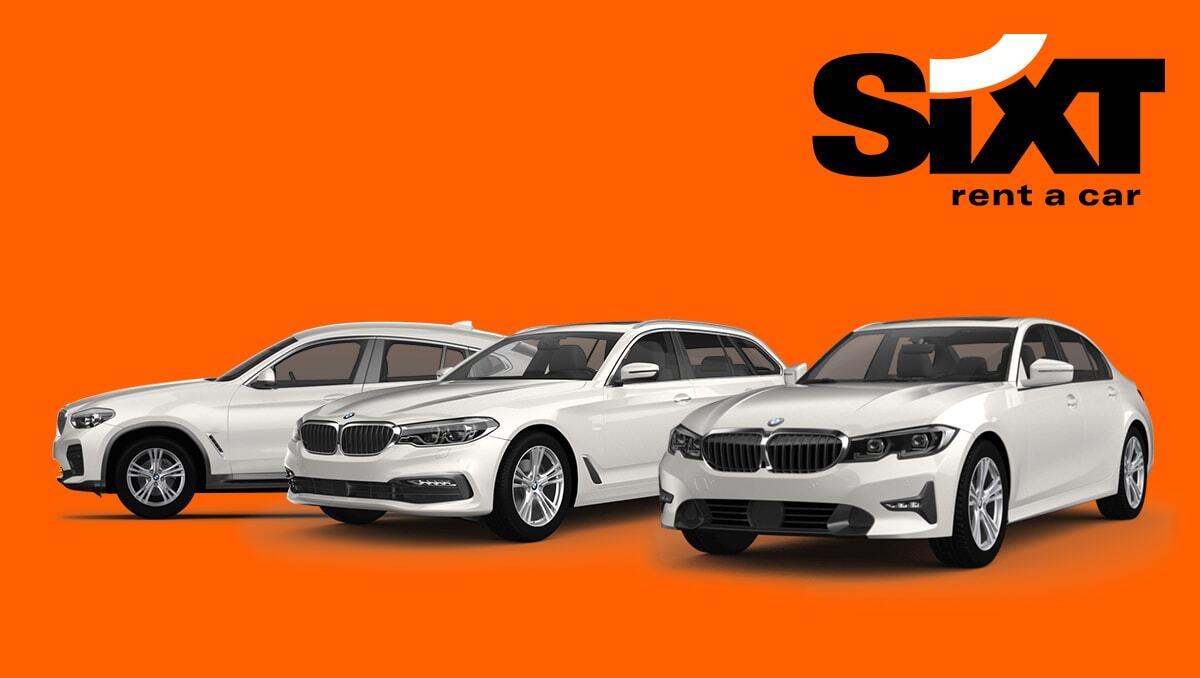 SIXT rent a car - Fast & Convenient Car Rentals & Hot Deals