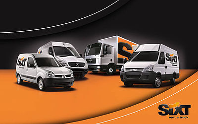 Sixt rent a truck – up to 10% discount on the truck package. Book HERE.